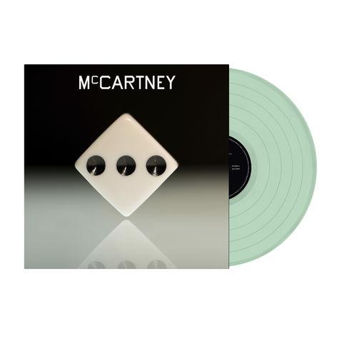 Paul McCartney: McCartney III (Opaque Green) - SPOTIFY EX