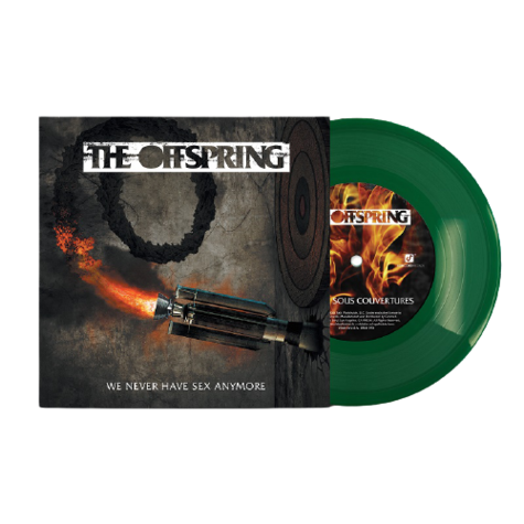 """The Offspring : We Never Have Sex Anymore (Indie Exclusive 7"""")"""