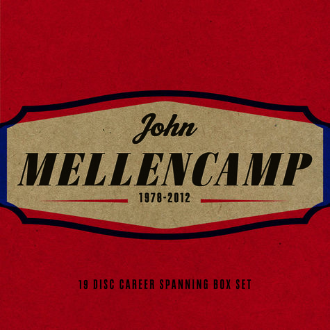John Mellencamp: John Mellencamp 1978 - 2012 (19 CD Boxed Set)