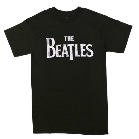 The Beatles: Distressed Logo