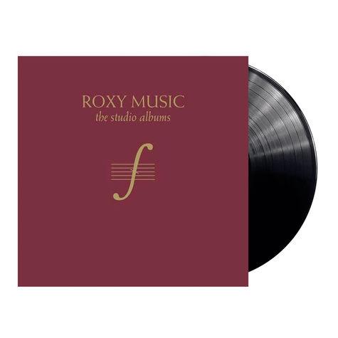 Roxy Music: The Complete Studio Albums (8 LP)