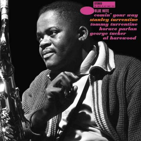Stanley Turrentine: Comin' Your Way (LP)
