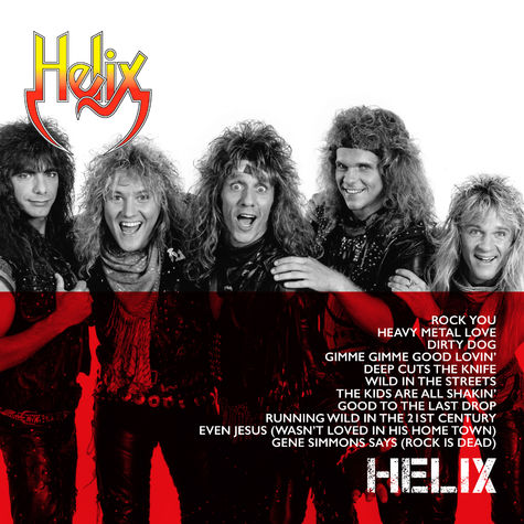 Helix: Icon (CD)