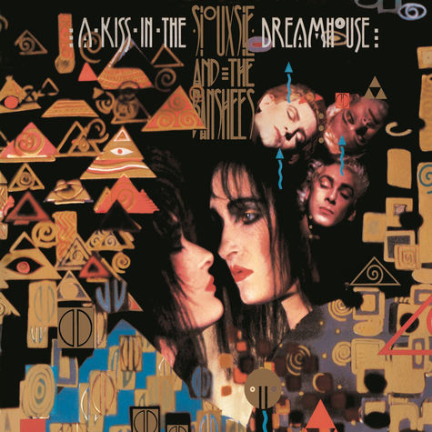 Siouxsie And The Banshees : A Kiss In The Dreamhouse (LP)