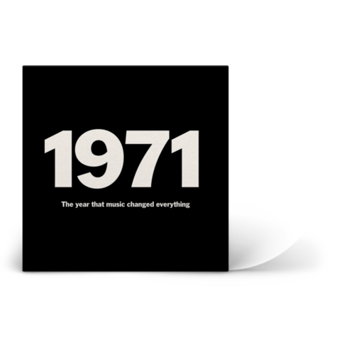 Various Artists: 1971 - The Year That Music Changed Everything (2LP) (White)