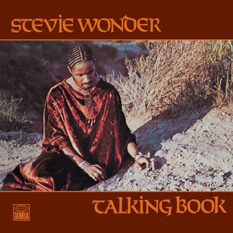 Stevie Wonder: TALKING BOOK (REMASTERED)