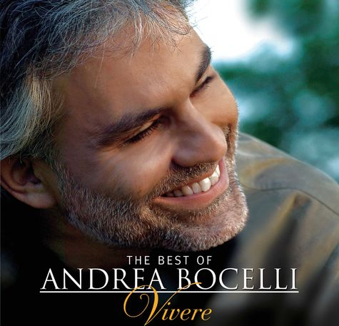 Andrea Bocelli: The Best of Andrea Bocelli - 'Vivere'