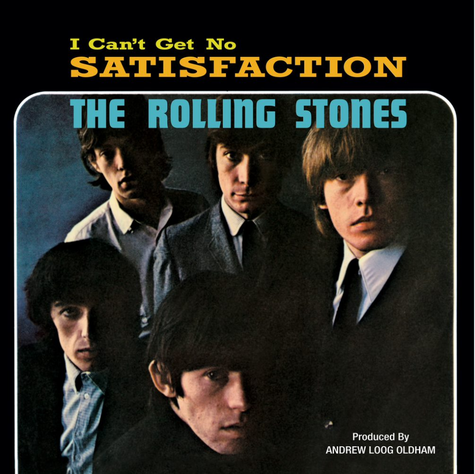 The Rolling Stones: (I Can't Get No) Satisfaction