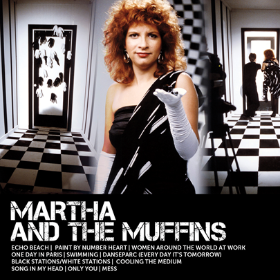 Martha And The Muffins: ICON
