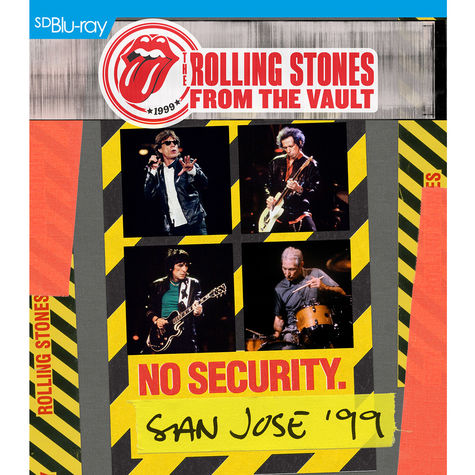 The Rolling Stones: From The Vault: No Security, San Jose 99