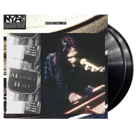 Neil Young: Live At Massey Hall (2LP)
