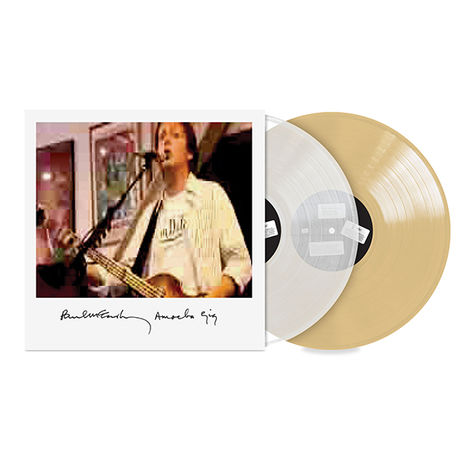 Paul McCartney: Amoeba Gig (2LP Colour)