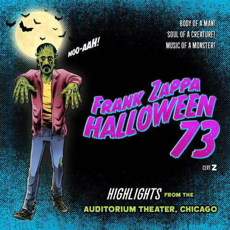 Frank Zappa: Halloween '73 (Highlights) (CD)
