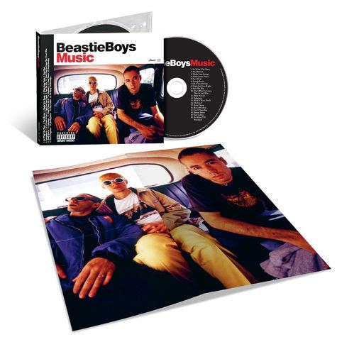 Beastie Boys: Beastie Boys Music  (CD)