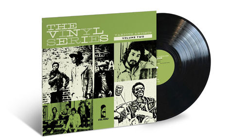 Various Artists: The Vinyl Series Vol. 2 (Curated By Chris Blackwell) (LP)