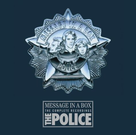 The Police: Message In A Box: The Complete Recordings (4CD)