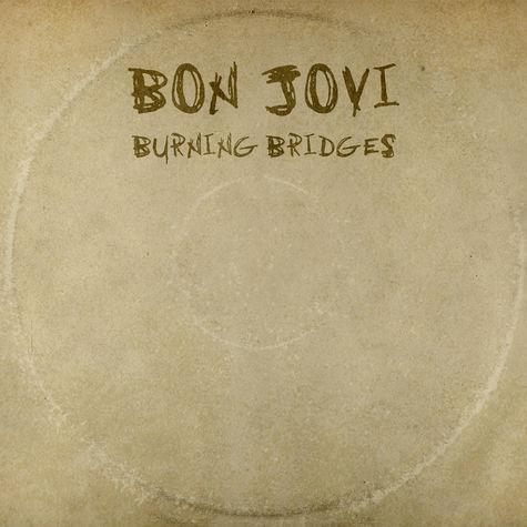 Bon Jovi: Burning Bridges (CD)
