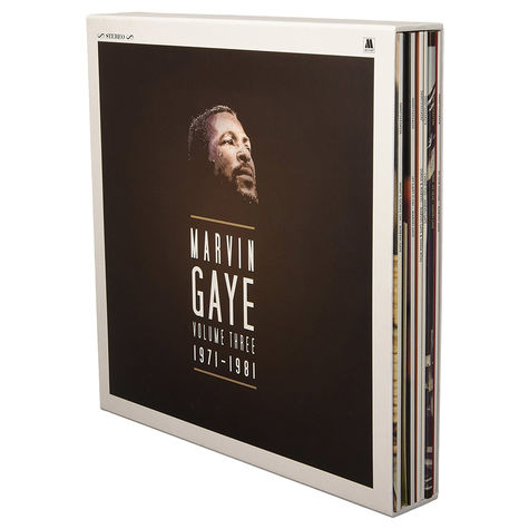 Marvin Gaye: 1971 to 1981 Vol 3 (8xLP)
