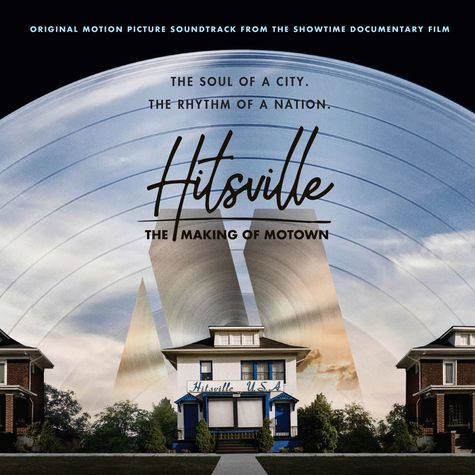 Various Artists: Hitsville: The Making Of Motown (LP)