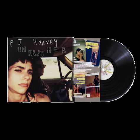 PJ Harvey: Uh Huh Her (LP)