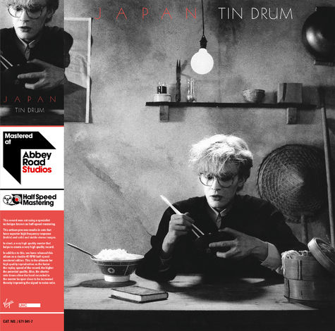 japan: Tin Drum (Half-Speed Master) (2LP)