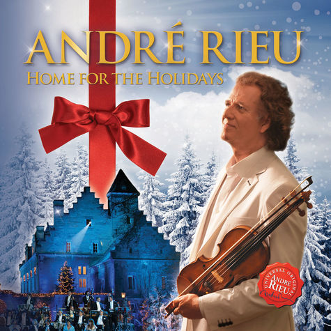 André Rieu: Home For The Holidays (CD)