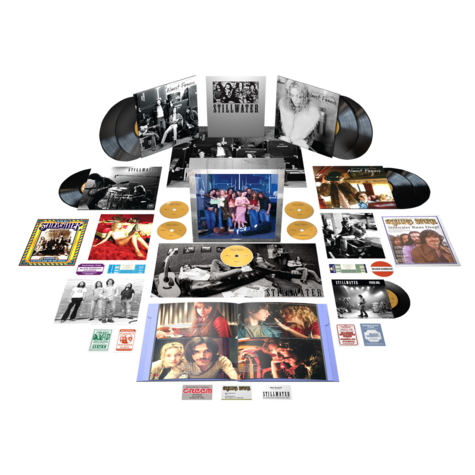 Various Artists: Almost Famous 20th (Uber Deluxe Edition) (7LP/5CD)