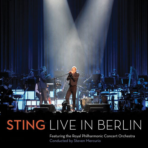 Sting: Live In Berlin (Blu-Ray)
