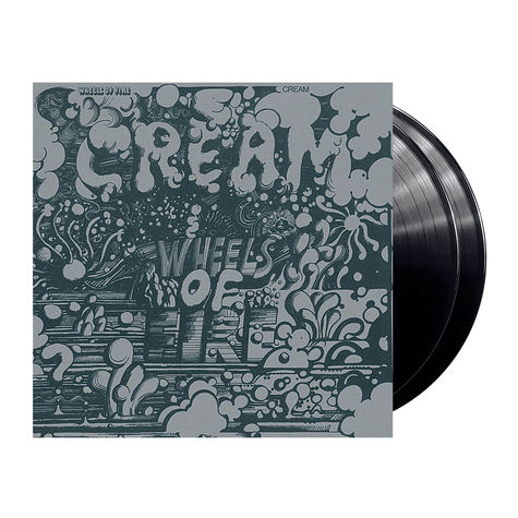 Cream: Wheels Of Fire (2LP)