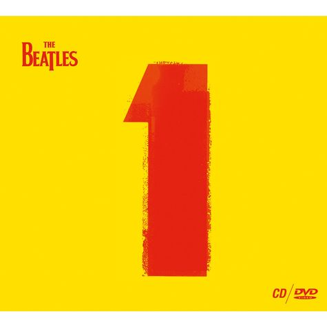 The Beatles: 1 (2015 CD + DVD)