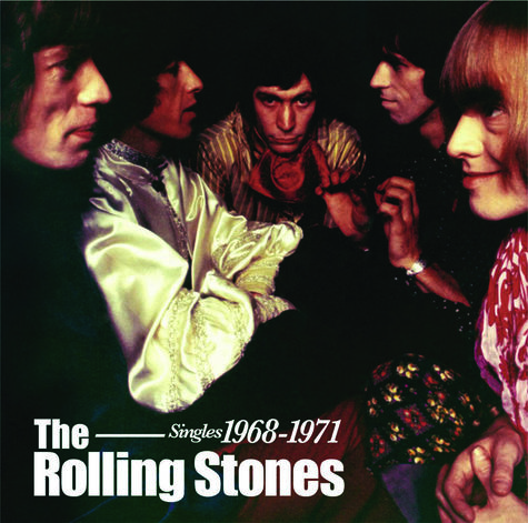 The Rolling Stones: Singles 1968-1971 Volume 3 (10 CD-Singles)