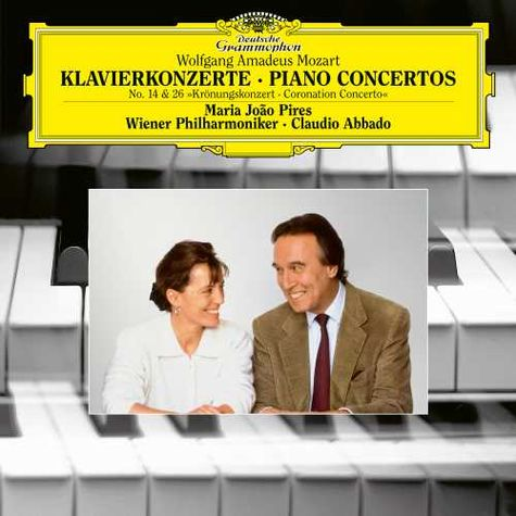 Various Artists: Mozart: Piano Concertos Nos. 14 & 26 (LP)