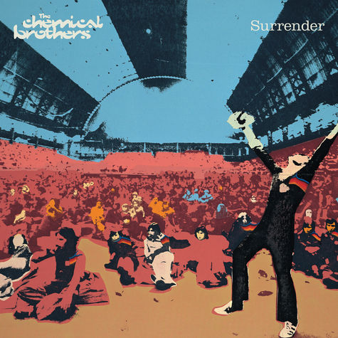 The Chemical Brothers: Surrender (4LP/DVD)
