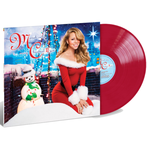 Mariah Carey: Merry Christmas II You (Opaque Red)