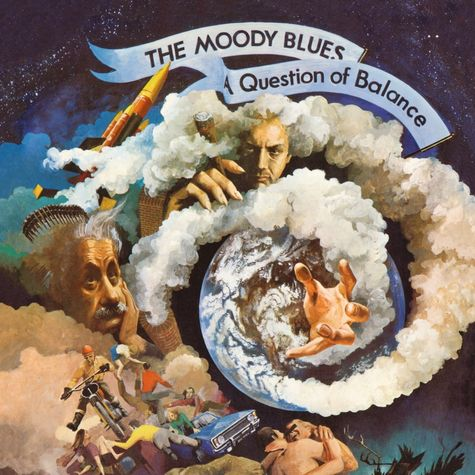 The Moody Blues: A Question Of Balance (LP)