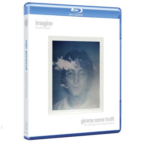 John Lennon: Imagine / Gimme Some Truth (Blu-Ray)