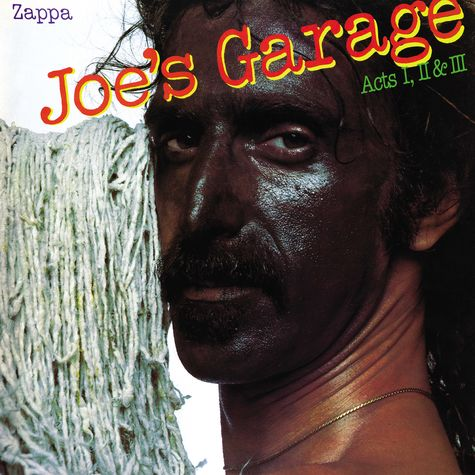 Frank Zappa: Joe's Garage (3LP)