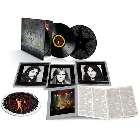 Rush: 2112 (40th Anniversary) (3LP)
