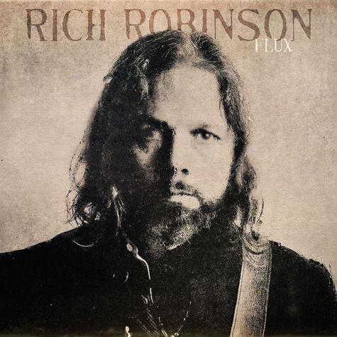 Rich Robinson: Flux (CD)