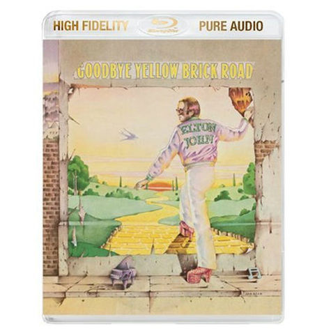 Elton John: GOODBYE YELLOW BRICK ROAD (BLU-RAY AUDIO)