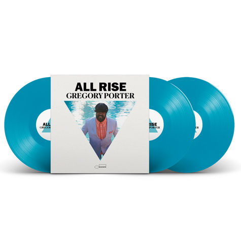 Gregory Porter: All Rise Store Exclusive Deluxe Vinyl