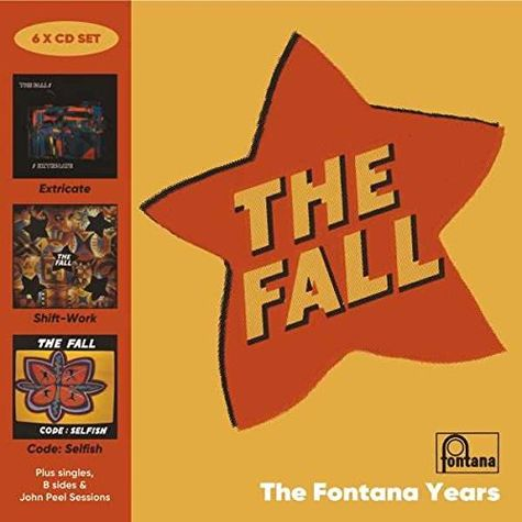 The Fall: The Fontana Years
