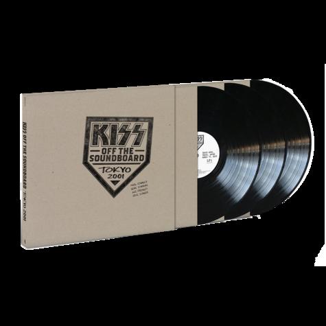 Kiss: Off The Soundboard: Tokyo (3LP)