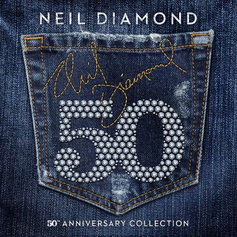 Neil Diamond: 50th Anniversary (3CD)
