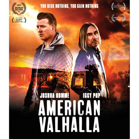 Iggy Pop: American Valhalla