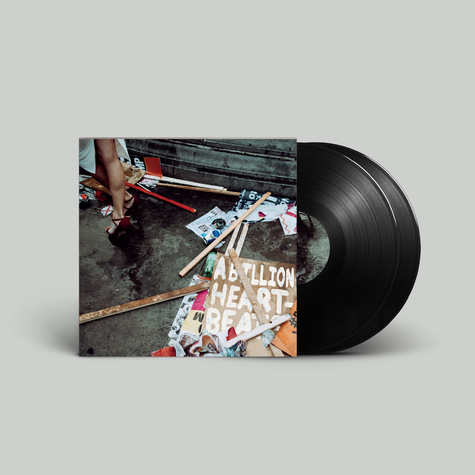 Mystery Jets: A Billion Heartbeats Double Vinyl