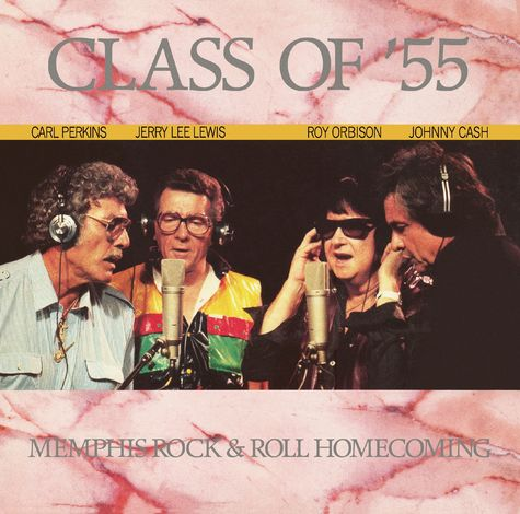 Johnny Cash: Class Of 55: Memphis Rock & Roll Homecoming