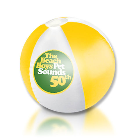 The Beach Boys: Pet Sounds 50th Anniversary Beach Ball