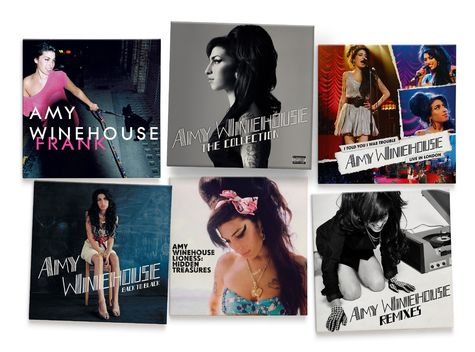 Amy Winehouse: The Collection (5CD Box)