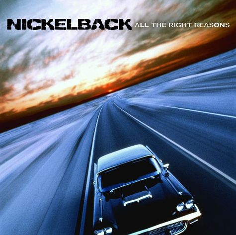 Nickelback: All The Right Reasons (15th Anniversary Expanded Edition) (2CD)
